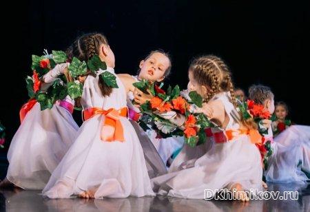 Ансамбль эстрадно-современного танца «Солнышко»